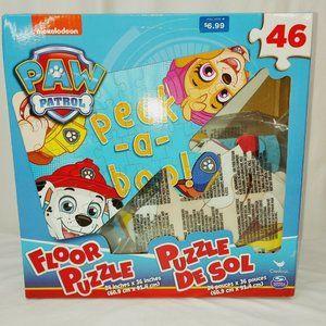Nickelodeon Paw Patrol 46 Large Piece 3 Foot Floor